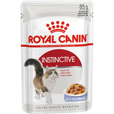 Royal canin instinctive (в желе) 85г