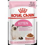Royal canin kitten (в соусе) 85г