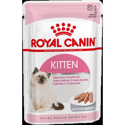 Royal canin kitten (паштет) 85г