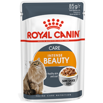 Royal canin intense beauty (в соусе) 85г
