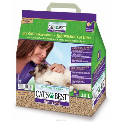 Cats best smart pellet (gold)