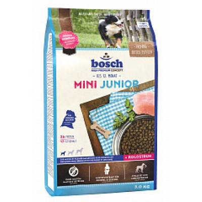 Bosch mini junior