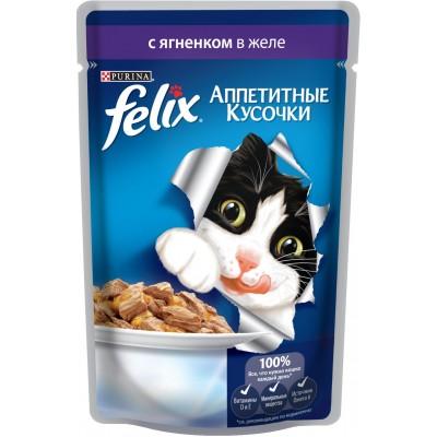Felix влажный корм для кошек 85г