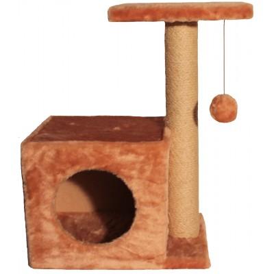 Cat house домик с боковой полкой
