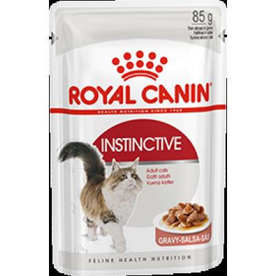 Royal canin instinctive (в соусе) 85г