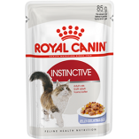Royal canin instinctive (в желе) 85г