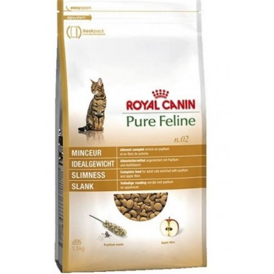 Royal canin Pure Feline Slimness