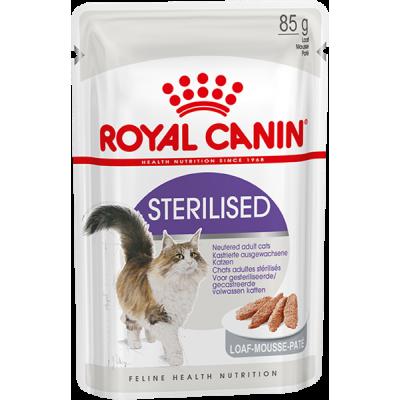 Royal canin sterilised (паштет) 85г