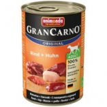 Gran Carno Fleisch Adult - с говядиной и курицей