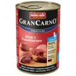Gran Carno Fleisch Junior - с говядиной и сердцем индейки