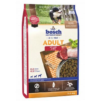 Bosch adult lamb (ягненок, рис)