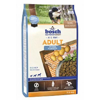 Bosch adult  (лосось,картофель)