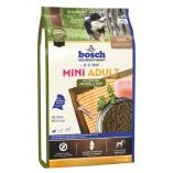 Bosch mini adult Poultry & Millet  (птица,просо)