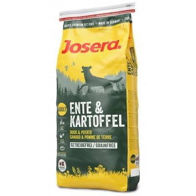 Josera Ente & Kartoffel (утка, картофель)
