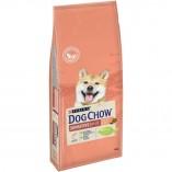 Dog chow с лососем 14 кг